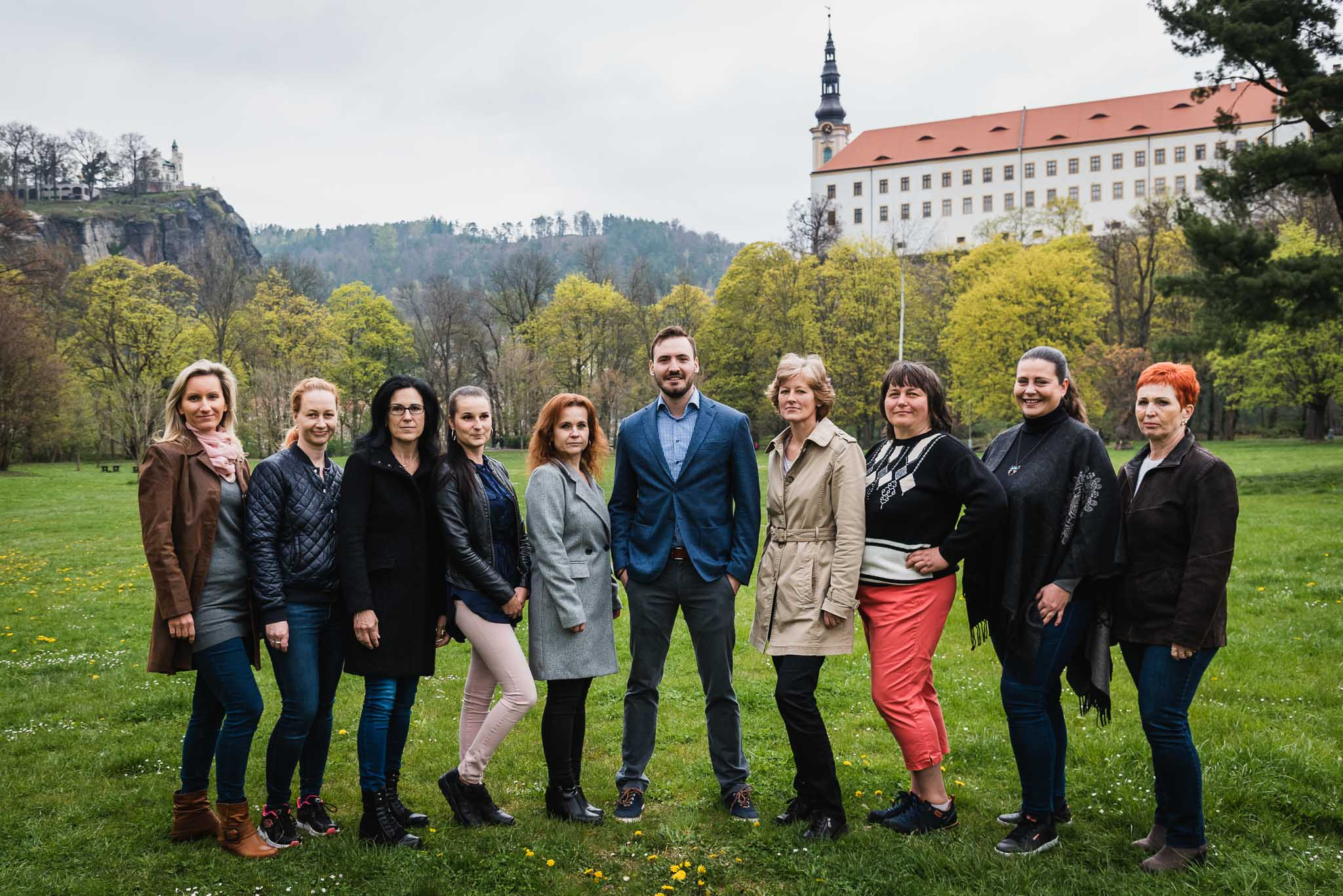 Agentura osobní asistenční služby z. ú. Děčín